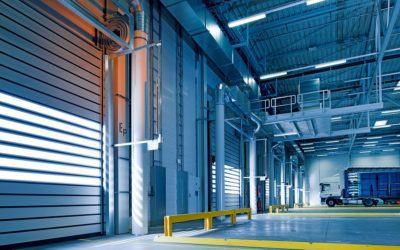 The importance of factory and warehouse lighting